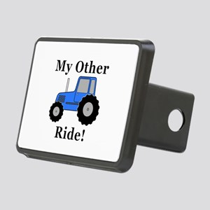 Tractor Other Ride Rectangular Hitch Cover
