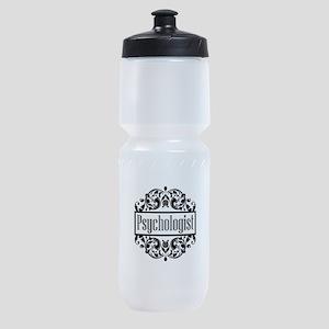 Psychologist Damask Sports Bottle