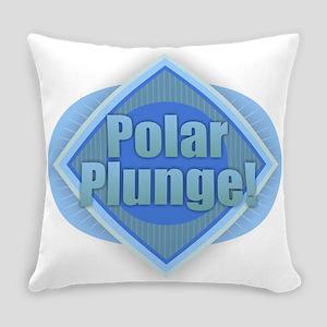 Polar Plunge Everyday Pillow