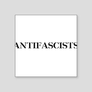 AntiFascist - AntiFascists Sticker