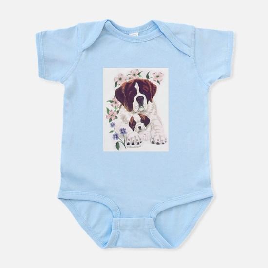 Saint Bernards Infant Creeper