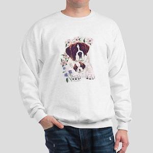 Saint Bernards Sweatshirt