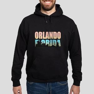 Orlando Florida Hoodie (dark)