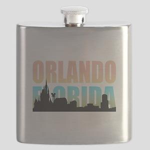 Orlando Florida Flask