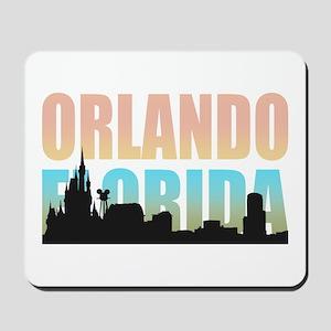 Orlando Florida Mousepad