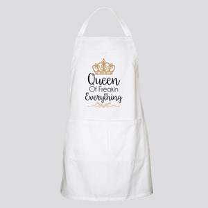 Queen of Freakin Everything Apron
