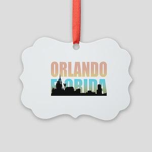 Orlando Florida Picture Ornament