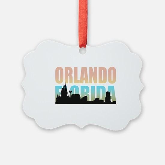 Orlando Florida Ornament