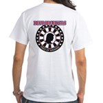 DeploraBulls White T-Shirt