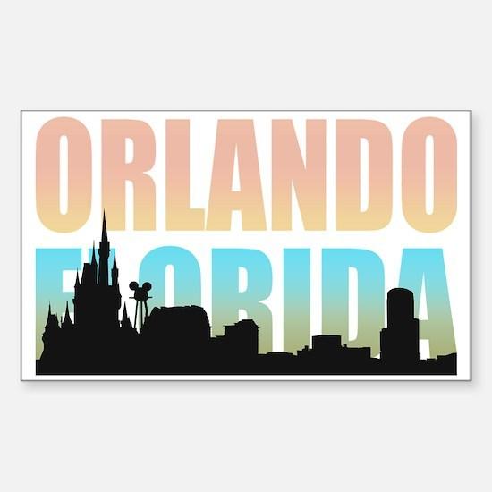 Orlando Florida Decal