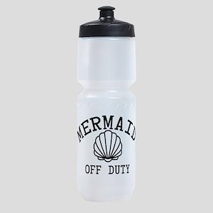 Mermaid Off Duty Sports Bottle