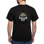 Premium Darts Skull Dark T-Shirt