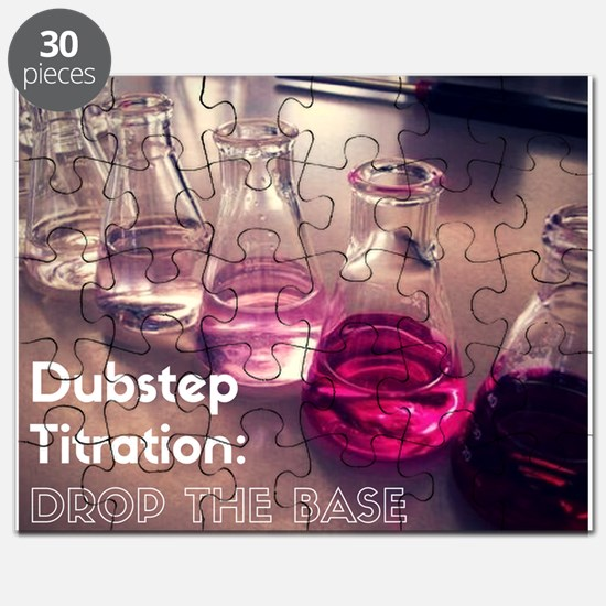Dubstep titration Puzzle