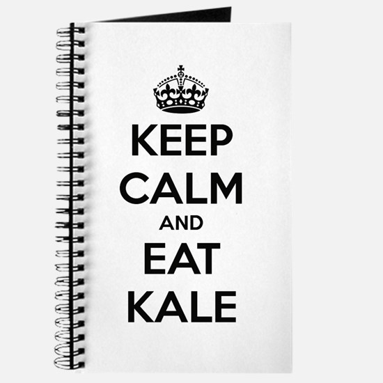 KEEP CALM AND EAT KALE Journal