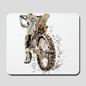 Motocross Mousepad