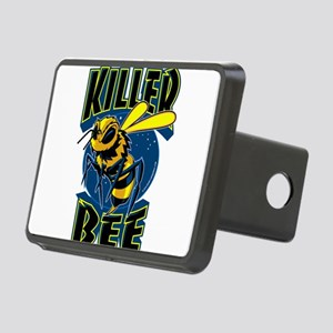 Killer Bee Rectangular Hitch Cover