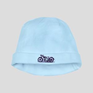 Moto Guzzi baby hat
