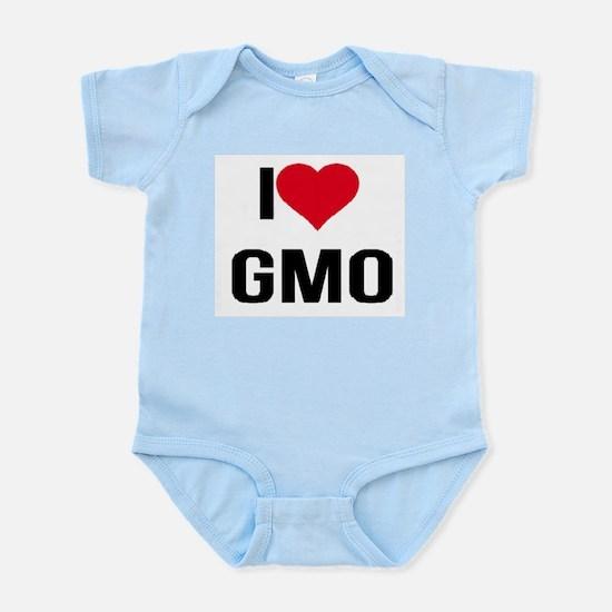 I Love GMO Body Suit