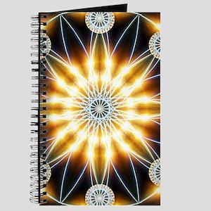 Golden Star Mandala Journal