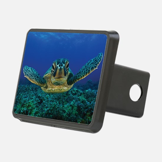 Turtle Swimming Hitch Cover
