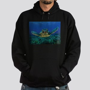 Turtle Swimming Sweatshirt