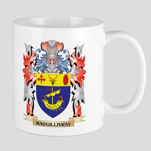 Macgillivray Coat of Arms - Family Crest Mugs