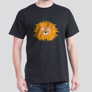 Sweating lion head T-Shirt