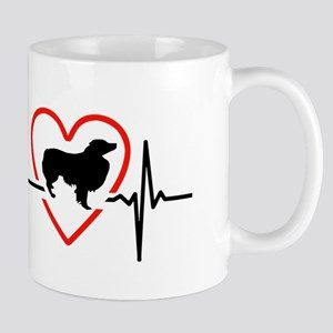 i love Australian Shepherd Mugs