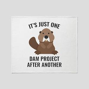 One Dam Project Stadium Blanket