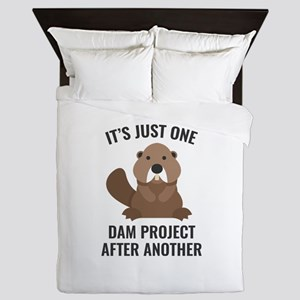 One Dam Project Queen Duvet