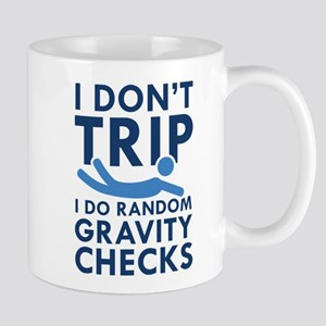 Gravity Checks Mug