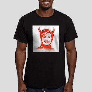 Anti-Hillary: Hillary is the Devil T-Shirt