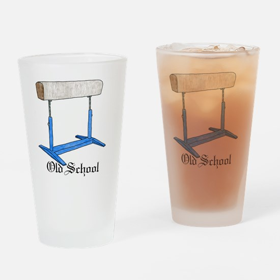old school vault 1.png Drinking Glass