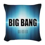 Big Bang Theory Woven Throw Pillow