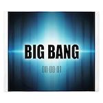 Big Bang Theory King Duvet