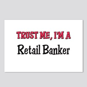 Trust Me I'm a Retail Banker Postcards (Package of