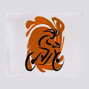 RIDE Throw Blanket