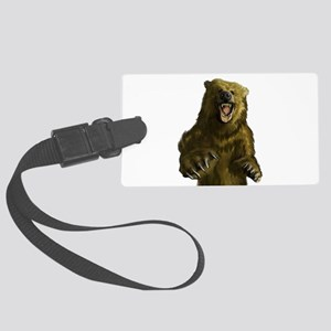 GROWL Luggage Tag