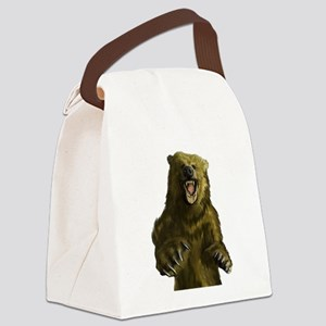 GROWL Canvas Lunch Bag