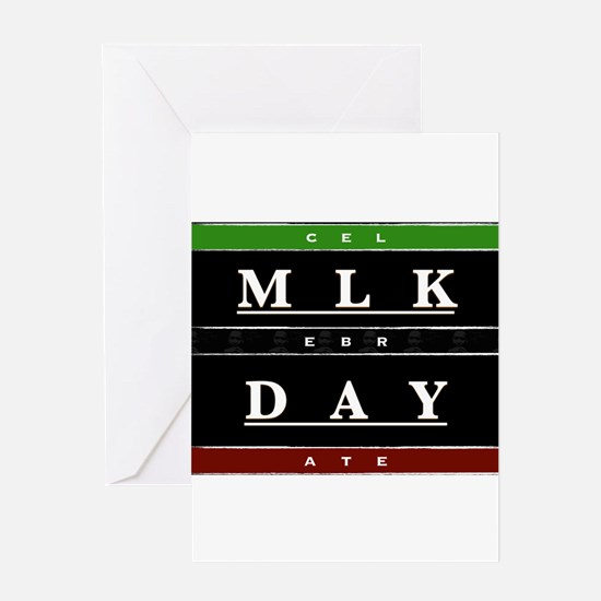 MLK Day Greeting Cards