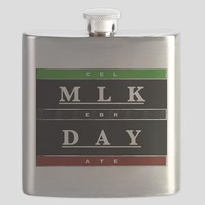 MLK Day Flask