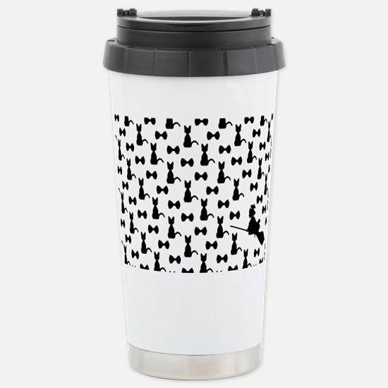 Kiki & Jiji Stainless Steel Travel Mug