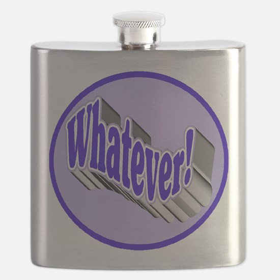 Whatever! Flask