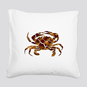 CLAWS Square Canvas Pillow