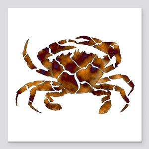 """CLAWS Square Car Magnet 3"""" x 3"""""""
