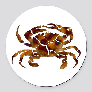 CLAWS Round Car Magnet