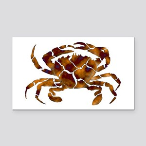 CLAWS Rectangle Car Magnet