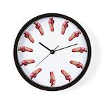 Clock 14.25 x 14.25.png Wall Clock