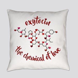 Oxytocin Love 2 Everyday Pillow