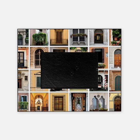 Cute Rome italy Picture Frame